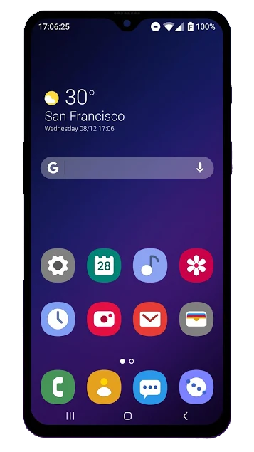 One UI Icon Pack, S10 Icon Pack v1 0 5 (Paid) - platinmods com