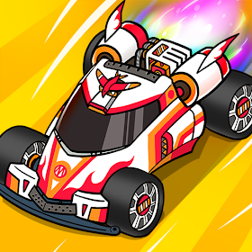 Merge Racer - Best Idle Game Ver. 1.0.7 MOD APK | Unlimited Coins | Unlimited Cash | Unlimited Diamonds | Unlimited Tickets