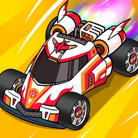 Merge Racer - Best Idle Game Ver. 1.0.7 MOD APK | Unlimited Coins | Unlimited Cash | Unlimited Diamonds | Unlimited Tickets