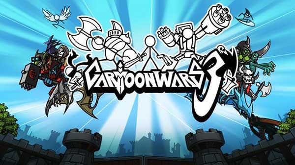 cartoon wars 3 hack apk 2.0.2