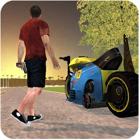 Car Theft of the Future Ver  1 12a MOD APK | RESET STAMINA