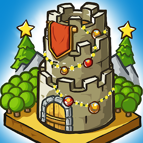 Grow Castle Ver. 1.26.1 MOD Menu APK | God Mode | High Gold Drop