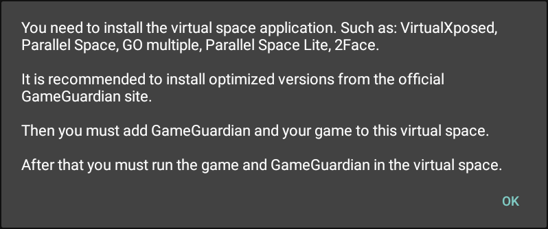 How To Use Gameguardian Without Root In Virtual Space App With