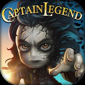 Captain Legend Ver. 4.0.3.1 MOD APK | One Hit Kill | God Mode | No ADS