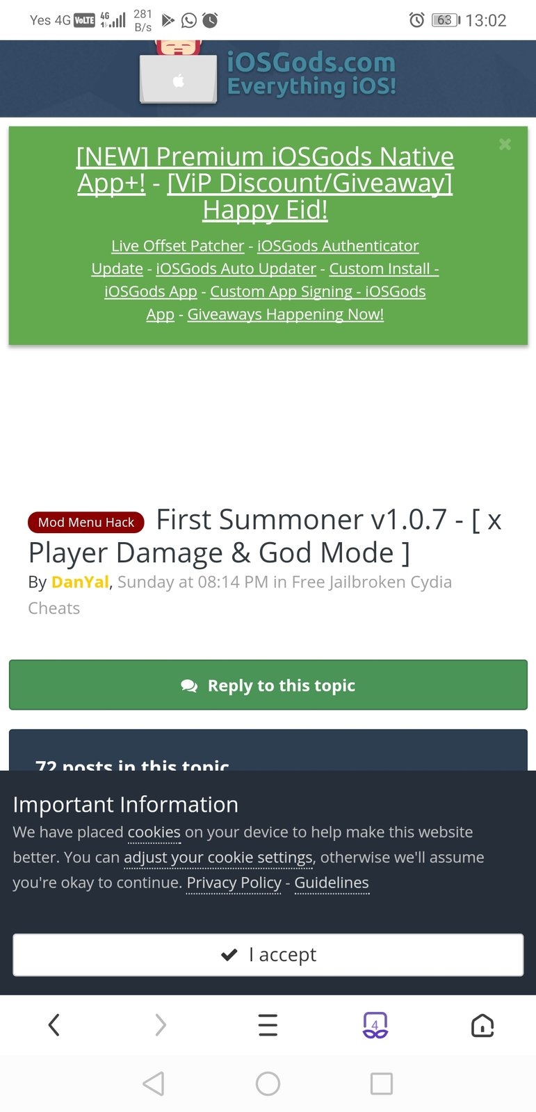 FIRST SUMMONER MOD APK - platinmods com - Android MODs | iOS