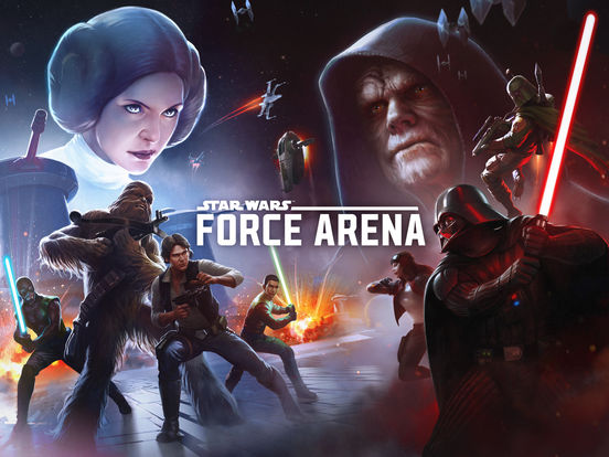 Star Wars™: Force Arena - platinmods com - Android MODs | iOS MODs